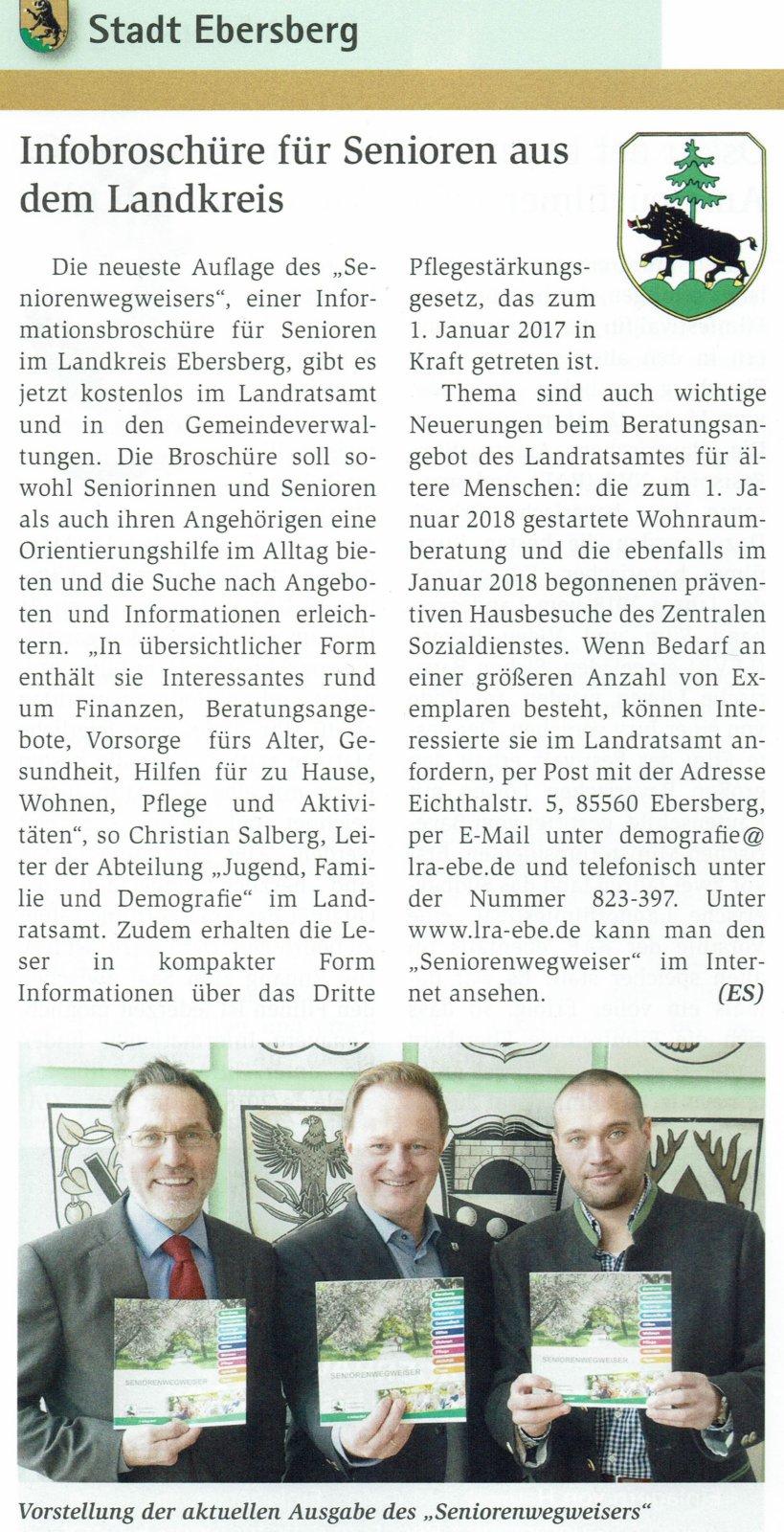 Landrat +Specht Seniorenwegweiser 70