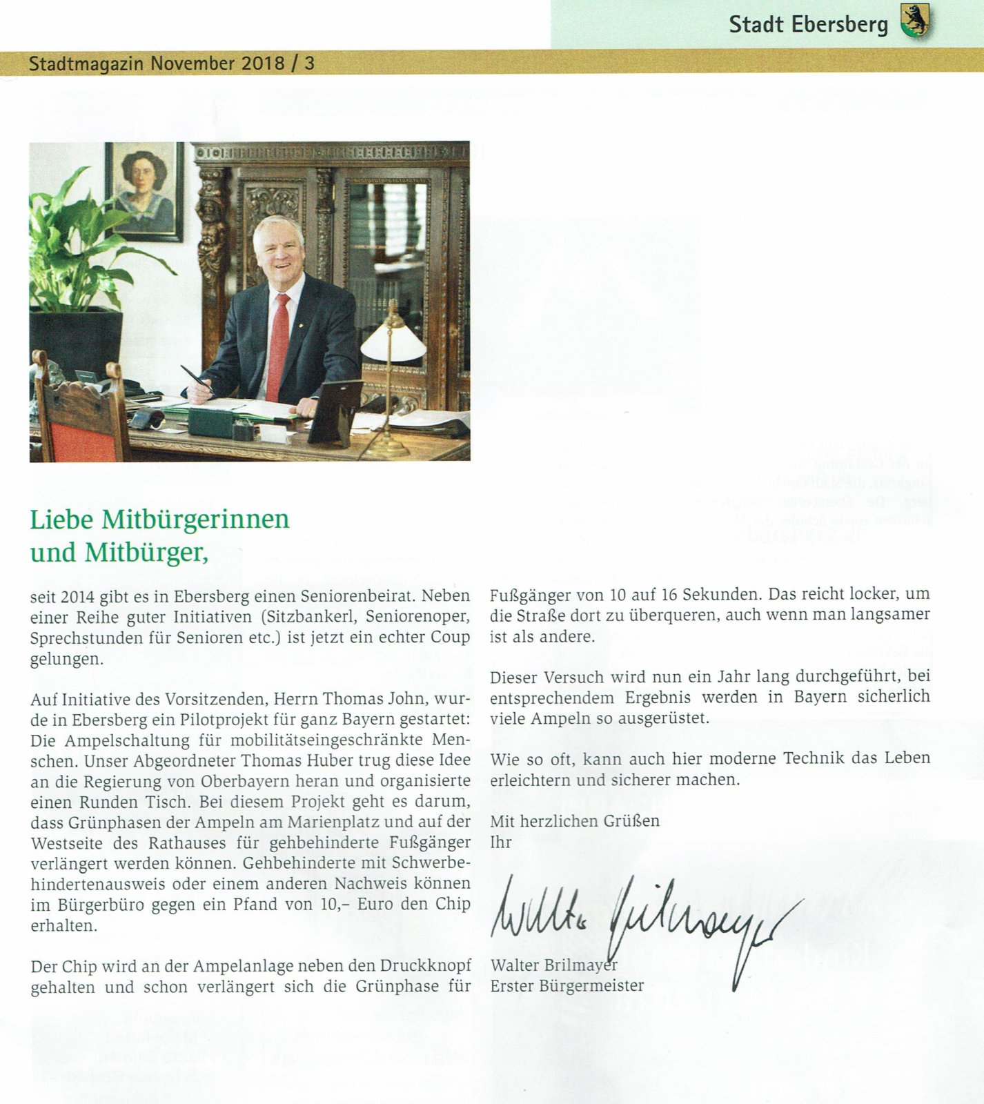 Stadtmagazin 1