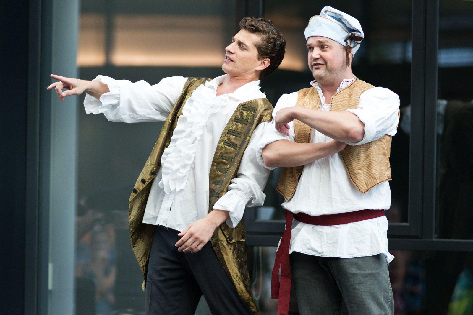 Don Giovanni, Leporello 2